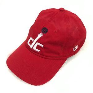 New Era • Washington Wizard Red Strapback Hat